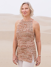 ANNIE'S SIGNATURE DESIGNS: Arid Tunic Crochet Pattern