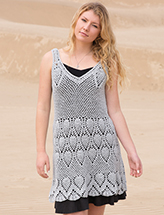ANNIE'S SIGNATURE DESIGNS: Pinya Tunic Crochet Pattern