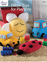 Pillow Toys for Playtime Crochet Pattern