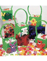 Jelly Bean Baskets Pattern