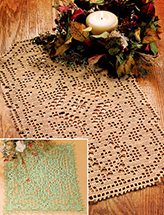 Fabulous Filets Crochet Pattern