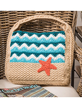 Seaside Tote Crochet Pattern