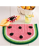 Summertime Picnic Set Crochet Pattern