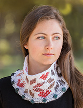 Warmhearted Cowl Crochet Pattern
