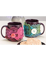 Celtic Mug Hugs Crochet Pattern