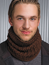 Ion Neck Warmer Crochet Pattern