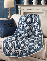 Crystalline Throw Crochet Pattern