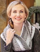 'Tis the Season Cowl Crochet Pattern