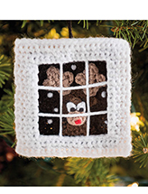 Waiting for Santa Crochet Pattern