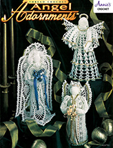 Angel Adornments Crochet Pattern