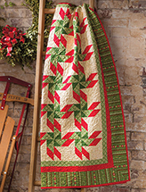 Christmas Barn Dance Quilt Pattern