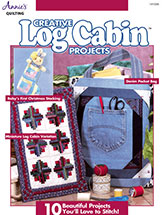 Creative Log Cabin Projects