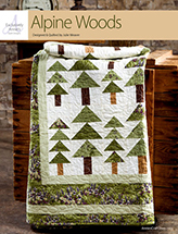 EXCLUSIVELY ANNIE'S: Alpine Woods Quilt Pattern