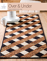 EXCLUSIVELY ANNIE'S: Over & Under Quilt Pattern