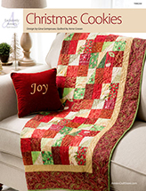 EXCLUSIVELY ANNIE'S: Christmas Cookies Quilt Pattern