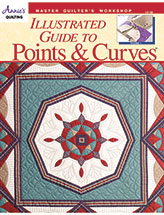 Master Quilter's Workshop Illustrated Guide to Points & Curves