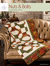 EXCLUSIVELY ANNIE'S: Nuts & Bolts Quilt Pattern