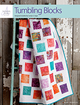 EXCLUSIVELY ANNIE'S: Tumbling Blocks Quilt Pattern