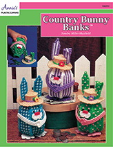 Country Bunny Banks Pattern