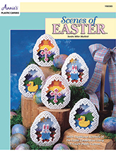 Scenes of Easter Pattern