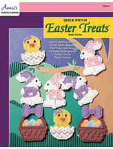 Quick Stitch Easter Treats Pattern