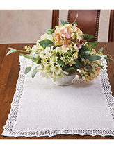Simple Table Runner Knit Pattern