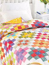 Granny's Scrappy Quilt Pattern