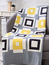 Bumblebee Quilt Pattern