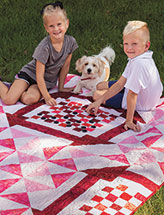 Fun & Games Quilt Pattern