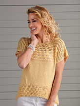 Emery Tee Knit Pattern