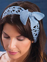 Breezy Head Wrap Crochet Pattern