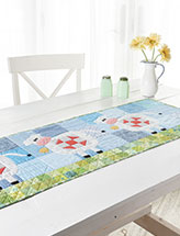Quilt 'Til the Cows Come Home Table Runner Pattern