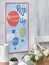 Rise Up Quilt Pattern