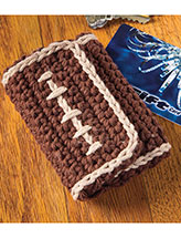 Sports Fan Gift-Card Holder Crochet Pattern