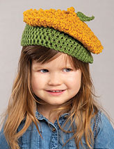 Little Acorn Cap Crochet Pattern