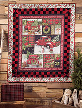 Winter Is Here Panel Quilts Pattern