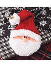 Santa's Got a Secret Knit Pattern