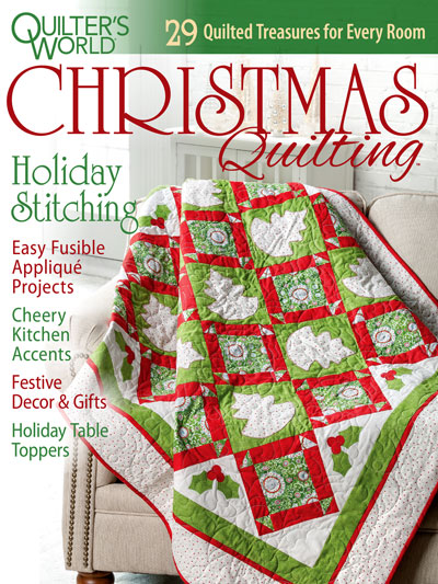 Christmas Quilting Pattern