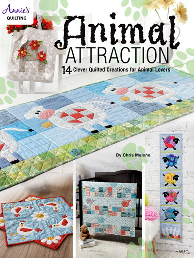 Animal Attraction Quilt Pattern