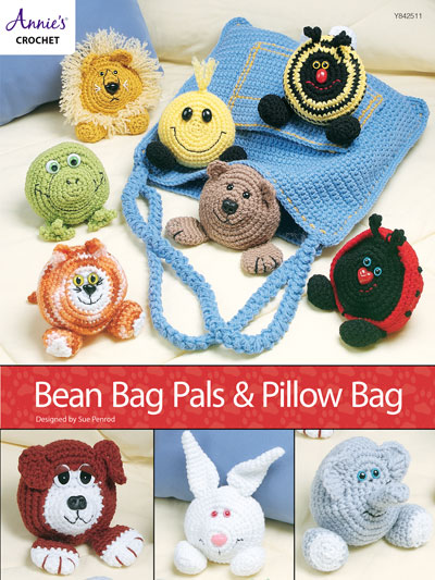 Bean Bag Pals & Pillow Bag
