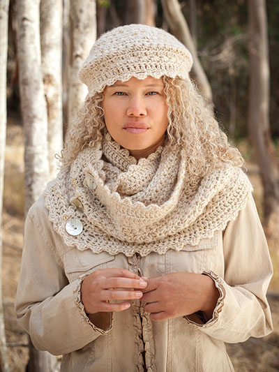 ANNIE'S SIGNATURE DESIGNS: Tuwa Set Crochet Pattern