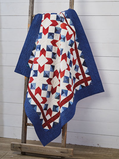 EXCLUSIVELY ANNIE'S QUILT DESIGNS: Star Light Quilt Pattern