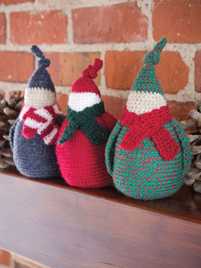 Elfie & Co. Crochet Pattern
