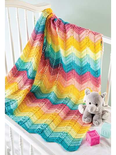 Picot Shells Crochet Pattern