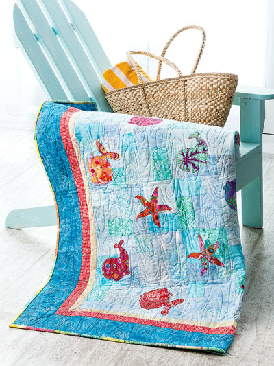Under the Sea Quilt Pattern
