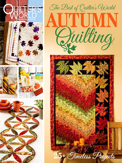 The Best of Quilter's World Autumn