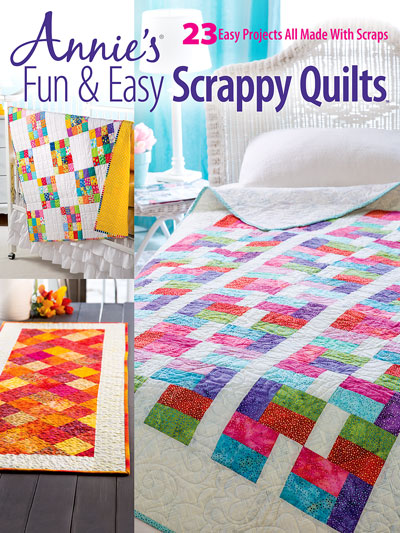Fun & Easy Scrappy Quilts