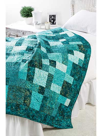EXCLUSIVELY ANNIE'S QUILT DESIGNS: Mini Slide Quilt Pattern