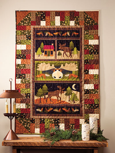 "The Go-to 24"" Panel Quilt Pattern"