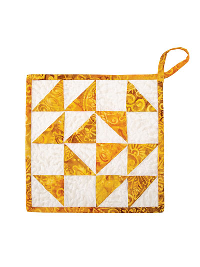 Sunny-Side Up Quilt Pattern